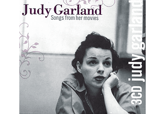 Judy Garland - Songs From Her Movies (CD)