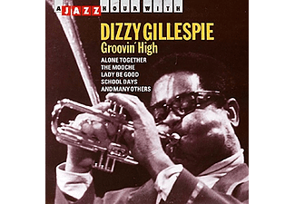 Dizzy Gillespie - Groovin High (CD)