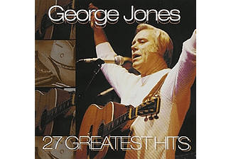 George Jones - 27 Greatest Hits (CD)