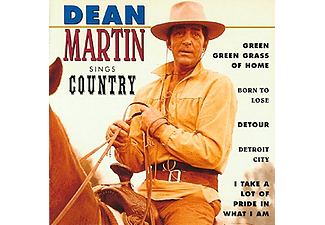 Dean Martin - Sings Country (CD)