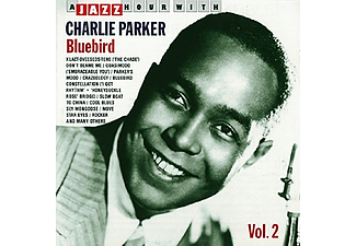Charlie Parker - A Jazz Hour with Charlie Parker Vol. 2 (CD)