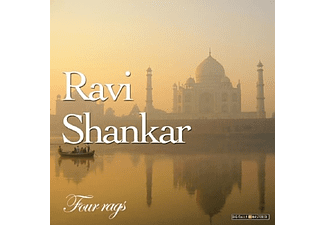 Ravi Shankar - Four Ragas (CD)