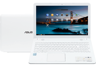 "ASUS VivoBook Max X541UA-GQ1357 fehér notebook (15,6""/Core i3/4GB/1TB HDD/Endless OS)"