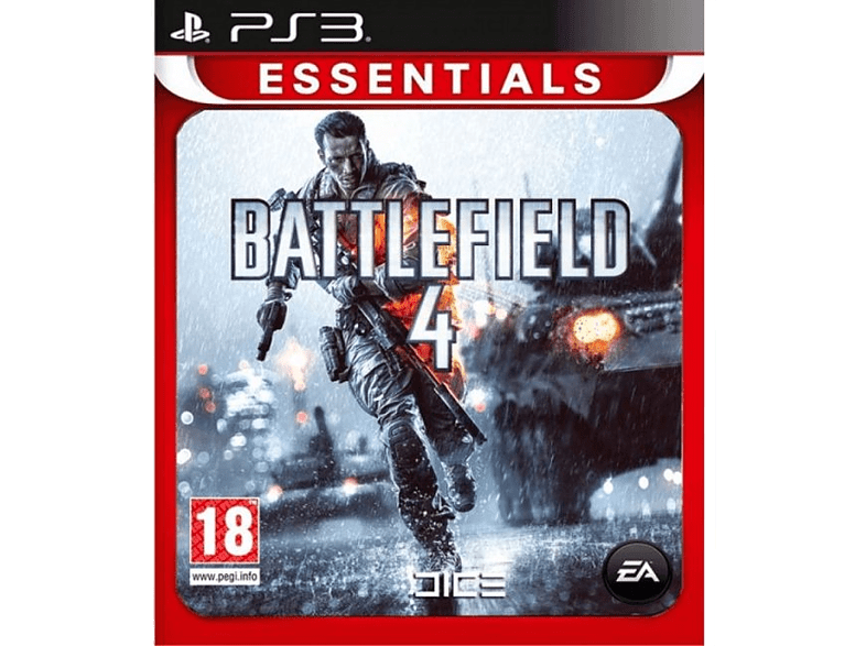 Battlefield 4 Essentials PlayStation 3 gaming games ps3 games