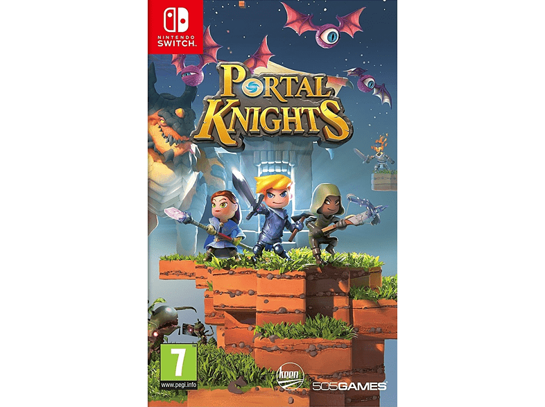 Portal Knights Switch gaming games switch games