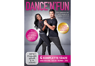 Dance'n'Fun - (DVD)