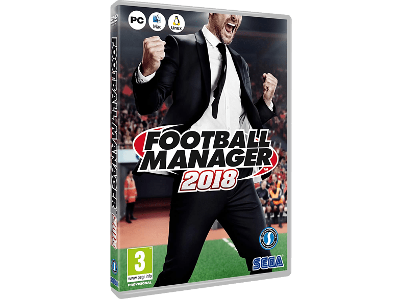 Football Manager 2018 GR PC gaming games pc games
