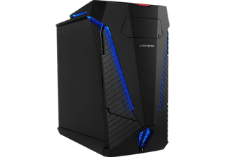 MEDION MEDION® ERAZER® X87002, Gaming PC mit Core™ i9 Prozessor, 32 GB RAM, 512 GB SSD, 4 TB HDD, GeForce GTX1080TI 11G Gaming X, 11 GB GDDR5 Grafikspeicher