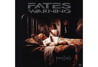 Fates Warning - Parallels (digi+bonus) - (CD)