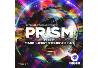 Mark/tempo Giusto Sherry - Outburst Records Presents PRISM Vol. 2 - (CD)