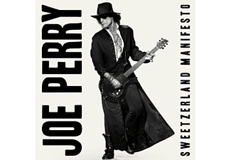 Joe Perry - Sweetzerland Manifesto (CD)