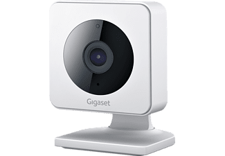 GIGASET Smart camera, IP Kamera, HD 1280 x 720p, Weiss