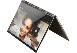 "LENOVO Yoga 920 bronz 2in1 eszköz 80Y7003NHV (13,9"" FullHD IPS touch/Core i5/8GB/256GB SSD/Windows 10)"