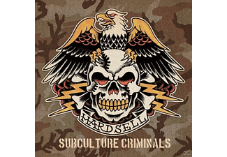 Hardsell - Subculture Criminals - (Vinyl)