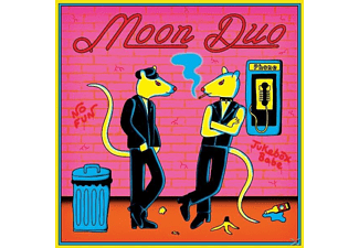 Moon Duo - No Fun/Jukebox Babe - (Vinyl)
