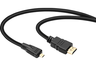 SPEEDLINK High Speed HDMI zu Micro HDMI, Kabel, 1.8 m