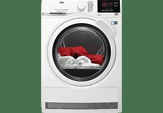 AEG T8DB65682, 8 kg Wärmepumpentrockner, A+++, Weiß
