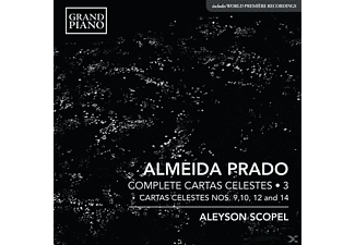 Scopel Aleyson - Cartas Celestes Vol.3 - (CD)