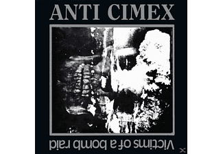 Anti Cimex - Victims Of A Bomb Raid-The Discography (3cd) - (CD)