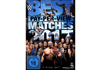 Best Pay-Per-View Matches 2017 - (DVD)