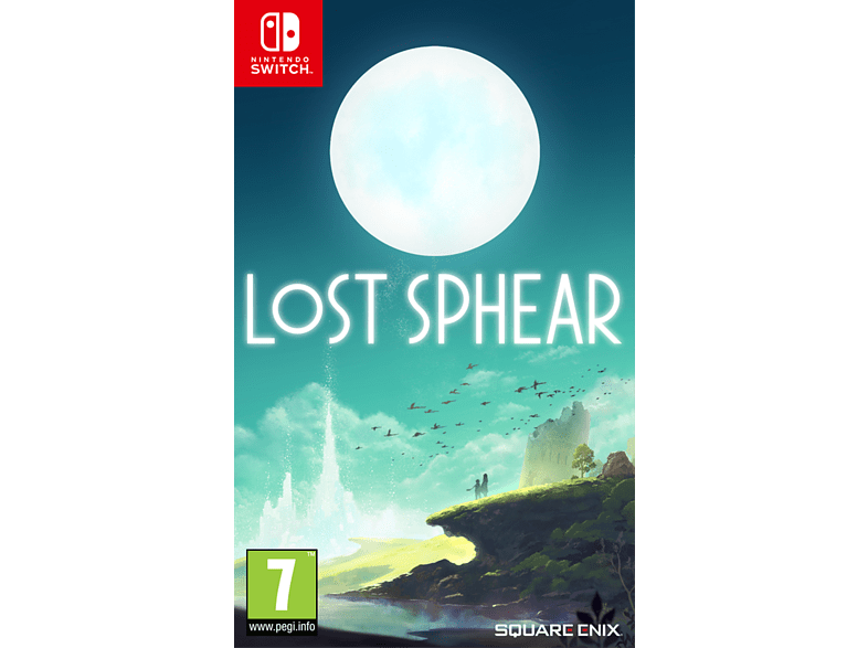 Lost Sphear gaming games switch games