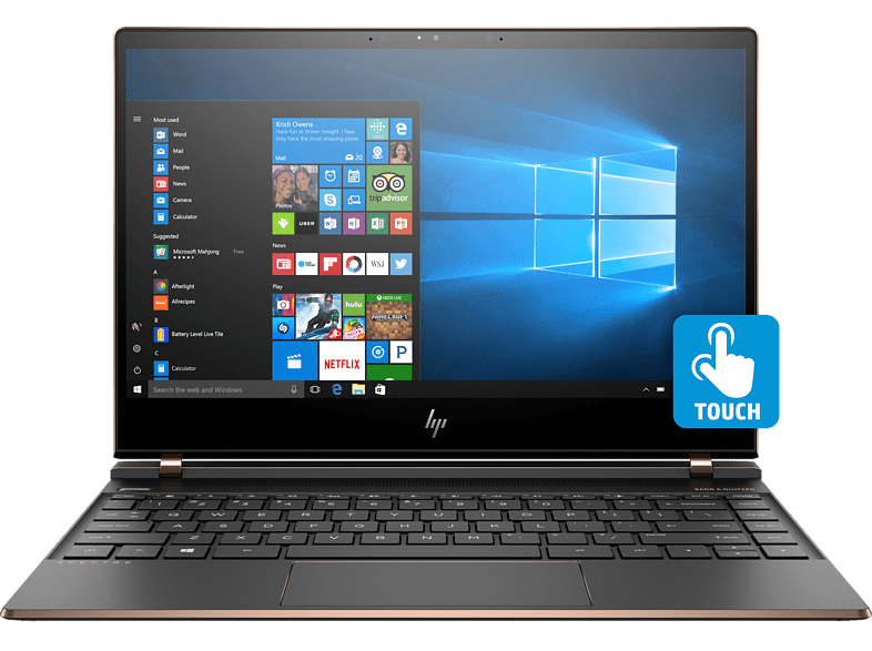 HP Spectre 13-af000nv Intel Core i5-8250U / 8GB / 256GB SSD / Full HD Touch laptop  tablet  computing  laptop 2in 1   ultrabook laptop  tablet  computing  l