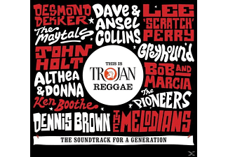 VARIOUS - This Is Trojan Reggae - (CD)
