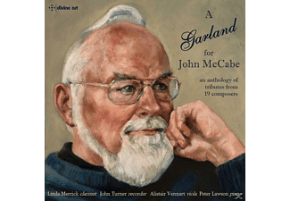 Merrick,Linda/Turner,John/Vennart,Alistair/Lawson - A Garland for John McCabe - (CD)