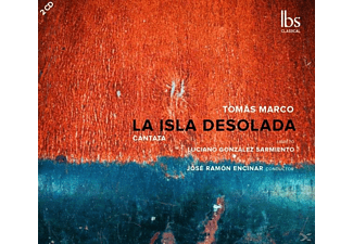 Cusi/Santamaria/Galiana/Encinar/+ - La Isla Desolada - (CD)