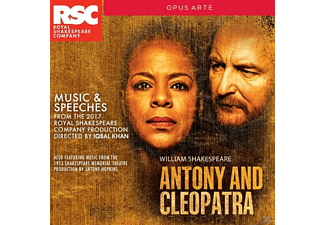 VARIOUS - Antony and Cleopatra - (CD)