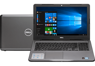 "DELL Inspiron 5567-223627 szürke notebook (15.6"" Full HD/Core i5/8GB/1TB HDD/R7 M445 4GB VGA/Windows 10)"