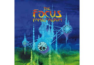 Focus - The Focus Family Album (CD)