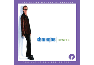 Glenn Hughes - The Way It Is (Expanded Edition) (CD)
