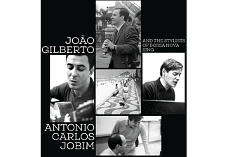 Joao Gilberto - And The Stylists Of Bossa Nova Sing Antonio Carlos Jobim (CD)