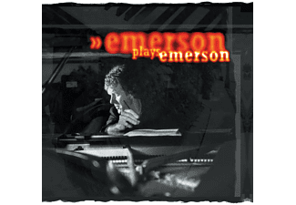 Keith Emerson - Emerson Plays Emerson (CD)