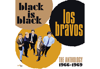 Los Bravos - Black Is Black: The Anthology 1966-1969 (CD)