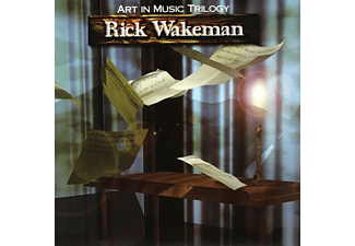 Rick Wakeman - The Art In Music Trilogy (Deluxe Remastered) (Digipak) (CD)