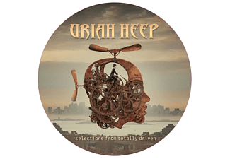 Uriah Heep - Selections From Totally Driven (Limited Edition) (Picture Disc) (Vinyl LP (nagylemez))