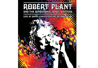 Robert Plant, The Sensational Space Shifters - Live At David Lynch's Festival Of Disruption (DVD) - (DVD)