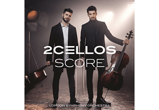 Two Cellos - Score (High Quality Edition) (Vinyl LP (nagylemez))