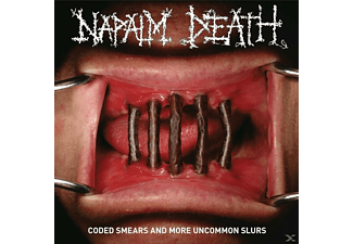 Napalm Death - Coded Smears And More Uncommon Slurs - (CD)