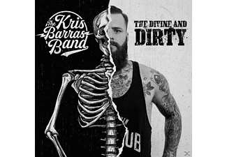 Kris Barras Band - The Divine And Dirty - (CD)
