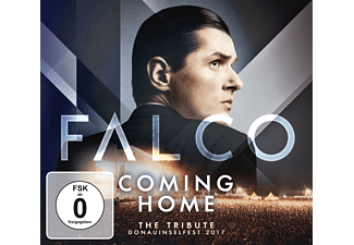 Falco Coming Home-The Tribute Donauinselfest 2017 Deutschpop CD + DVD