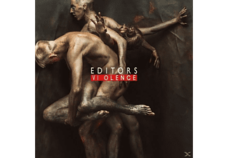 Editors - Violence (Ltd.Red Vinyl+MP3) - (LP + Download)