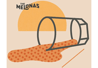 The Melonas - The Melonas (CD)