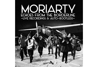 MORIARTY - ECHOES FROM THE BORDERLINE - (CD)