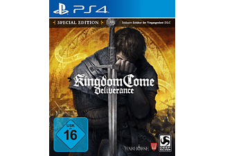 Kingdom Come: Deliverance - Special Edition - PlayStation 4