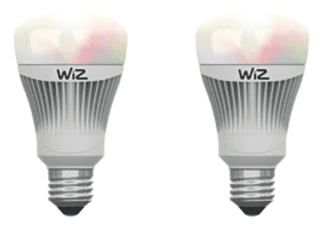 Lampen Op Afstandsbediening : Wiz colors smart ledlamp e27 2 pack wizmote afstandsbediening