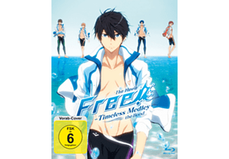 001 - FREE! TIMELESS MEDLEY (THE BOND) - (Blu-ray)