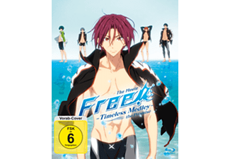 002 - FREE! TIMELESS MEDLEY (THE PROMISE) - (Blu-ray)